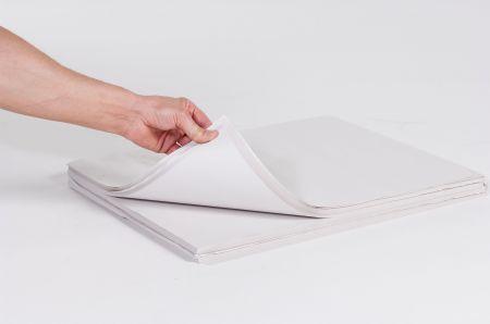 "18 x 24"" 30# Newsprint Sheets (50 lbs / bundle)"