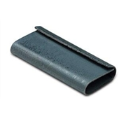 "FINAL SALE: 1/2""  Closed Poly Strapping Seals #8PU0500P  (1000/Case)"