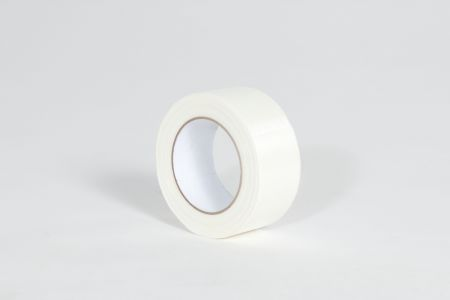 "3"" x 60 yds. (72mm x 55m) 4.5 mil 100 lbs. Tensile Strength Medium Grade Filament Tape (12/Case)"