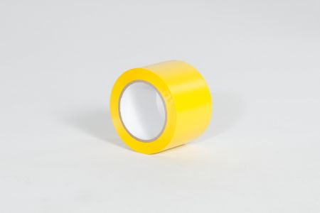 "2"" X 36 yds. 6 Mil Yellow Aisle Marking Tape (24/Case)"
